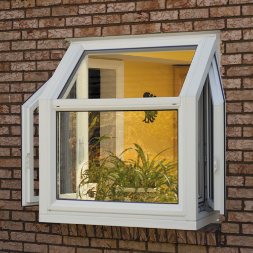 Window door works garden window for Replacement window design ideas